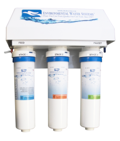 Environmental Water Systems ESSENTIAL Drinking Water System with Ultraviolet