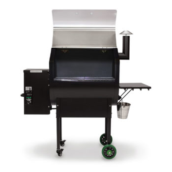 Model: DBWFSS-12V | Green Mountain Grills DANIEL BOONE GRILL WI-FI ENABLED Stainless Lid