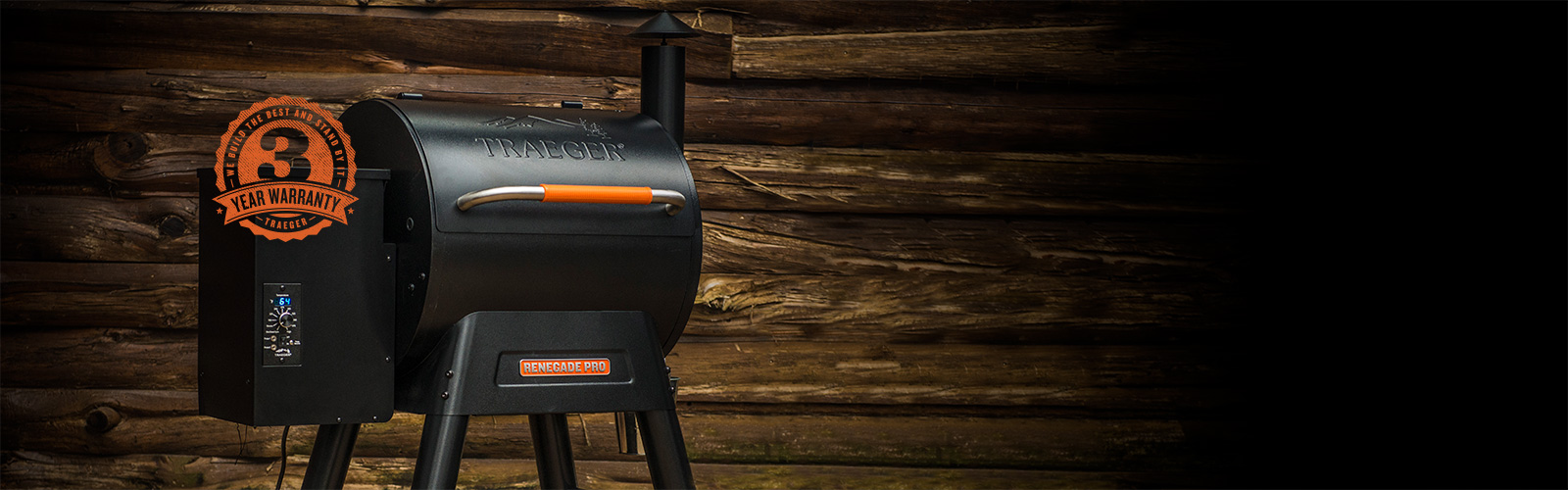 Traeger Renegrade Pro Grill