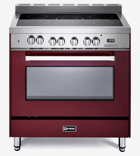 "Verona 36"" Electric Single Oven Range"