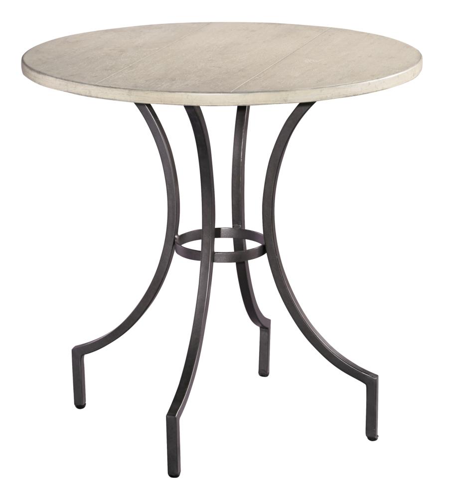 Hekman Furniture IRON ROUND LAMP TABLE