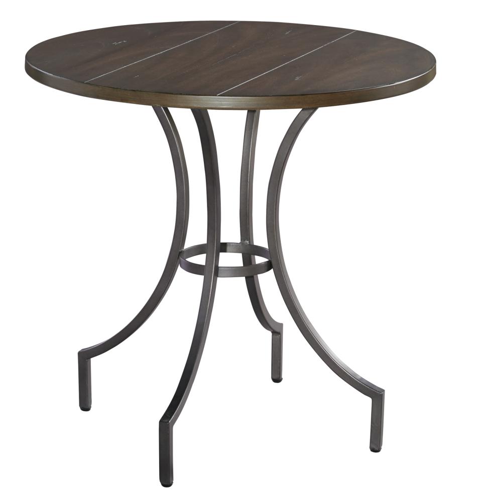 Hekman Furniture PRIMTV IRON RND LAMP TBL