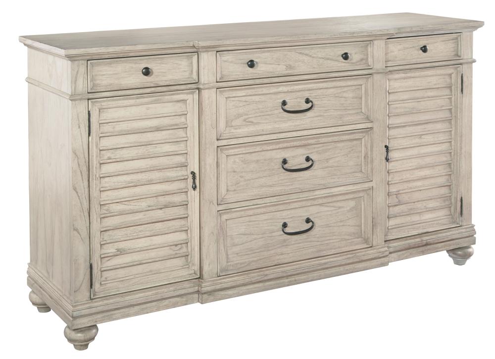 Hekman Furniture LOUVERED DOOR BUFFET