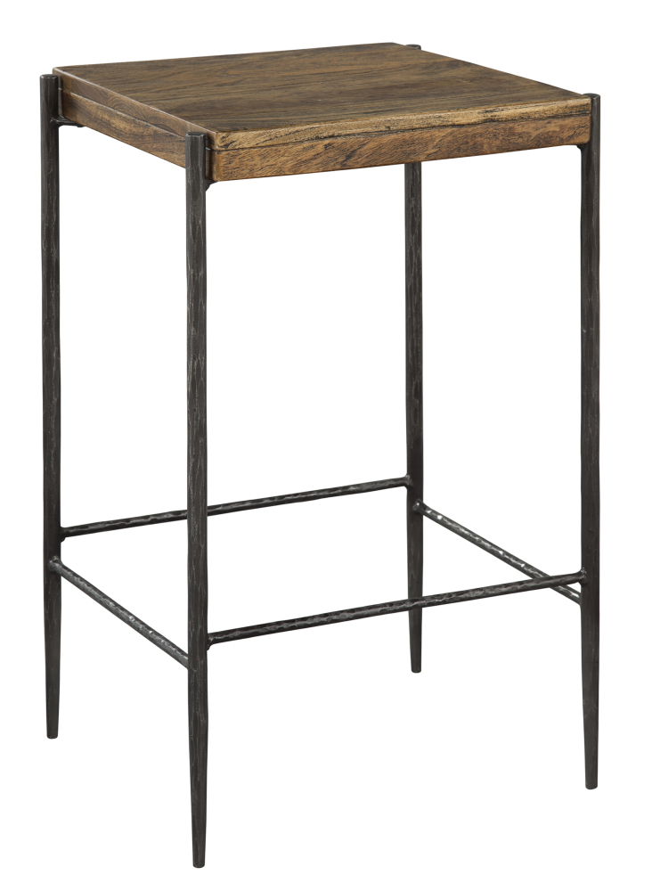 Hekman Furniture COUNTER STOOL/FORGED LEGS