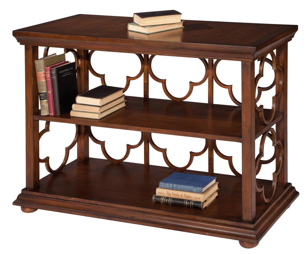 Hekman Furniture QUADRIFOIL BOOKCASE