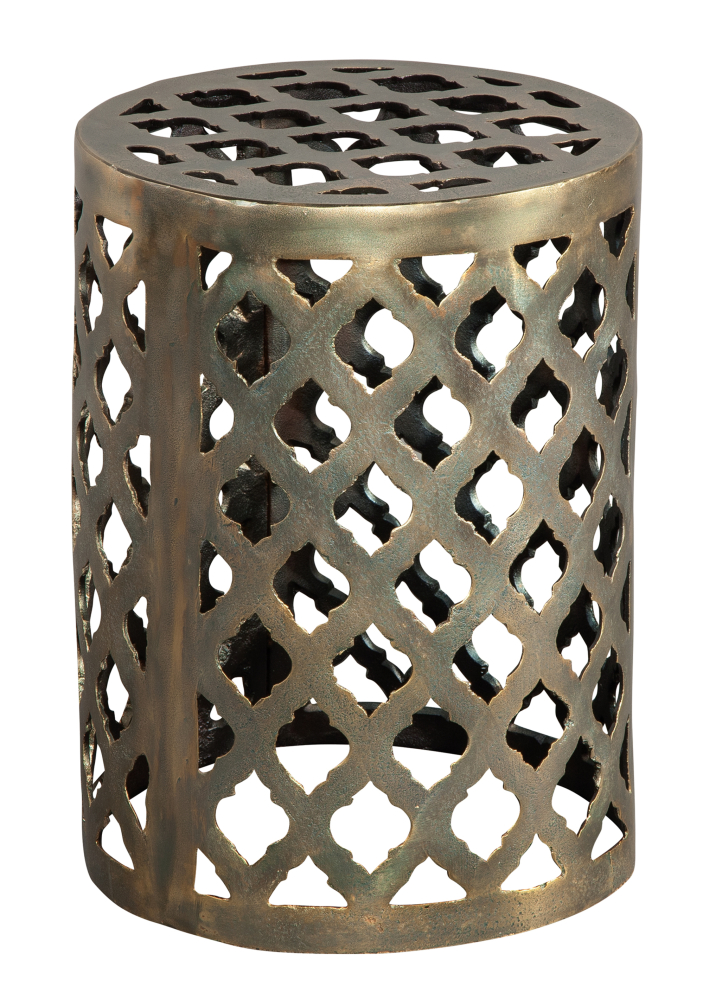 Hekman Furniture BRASS GARDEN STOOL