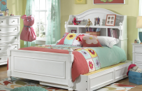 Bookcase Bed Twin