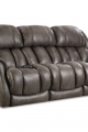Home Stretch Double Reclining Power Sofa