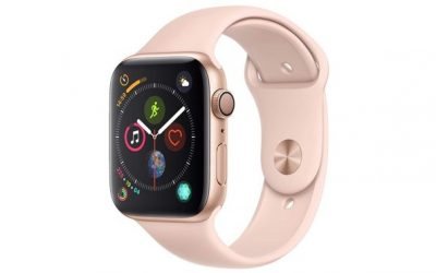 El Apple Watch Series 5 podría estar muy cerca de su presentación