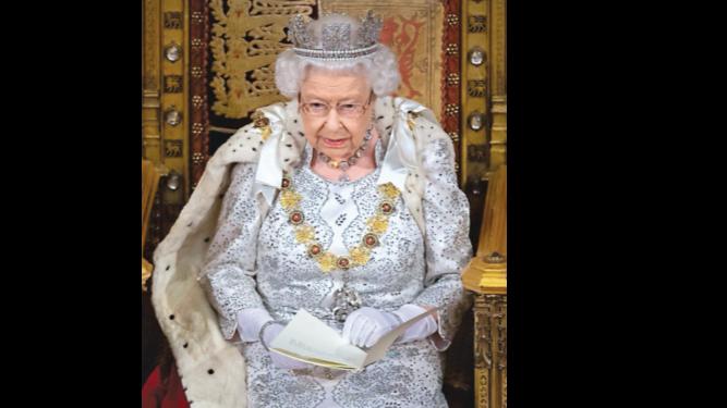Salir de la UE es prioridad para el gobierno, dice la reina Isabel II