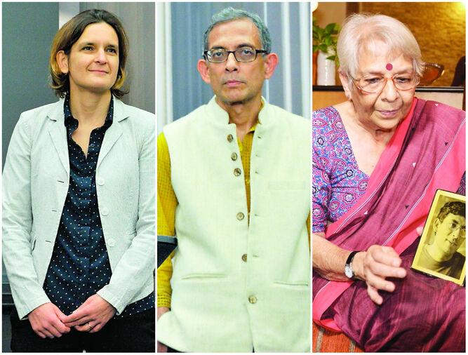 Tres economistas del MIT y de Harvard obtienen el Nobel