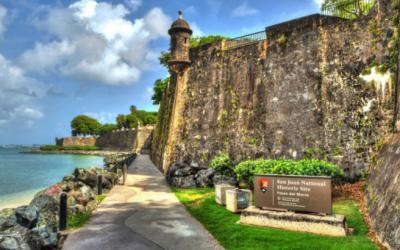 Puerto Rico cierra fuertes coloniales por falta de fondos federales