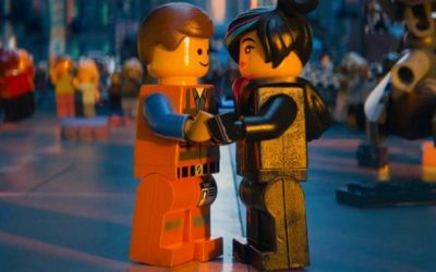 "La película ""Lego II"" lideró la taquilla norteamericana"