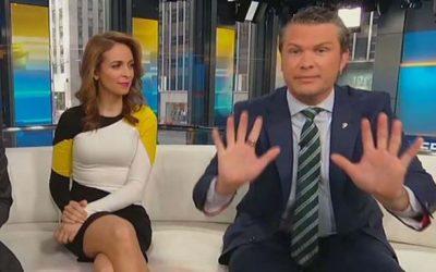 """¡Insalubre! Presentador de Fox no se lava las manos porque las bacterias """"no son reales"""""""