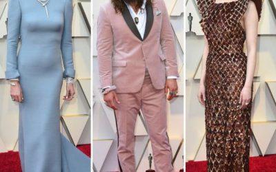 Las princesas no reinan en la alfombra roja de los Oscar 2019