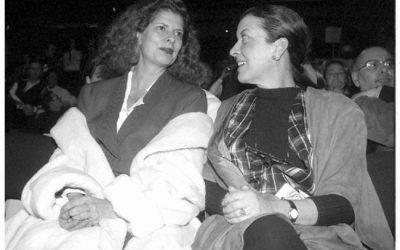 Muere Cuca Solana, la mujer que se inventó la pasarela Cibeles