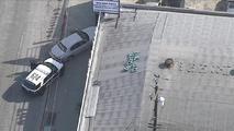 Arrestan a conductor que inició persecución en Hawthorne
