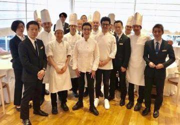 Carme Ruscalleda celebra los 15 años de su restaurante en Tokio con un cambio de local
