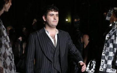 """Palomo celebra en París el fin del """"letargo"""" de la moda masculina"""