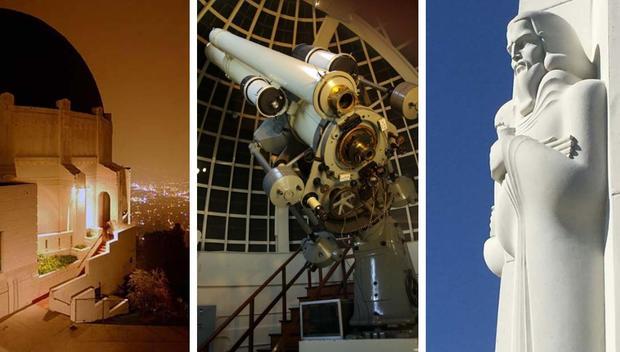 Observatorio Griffith: una de las estrellas más brillantes de Los Ángeles