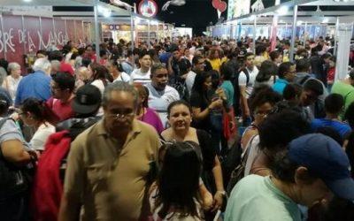 ¿Cómo califica la Feria Internacional de Libro de Panamá 2019?