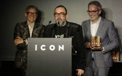 ICON premia el talento en la creación