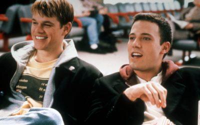 Más de 20 años después de 'El indomable Will Hunting', Matt Damon y Ben Affleck vuelven a escribir juntos
