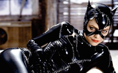 'The Batman'. Zöe Kravitz se está inspirando en Michelle Pfeiffer para su Catwoman