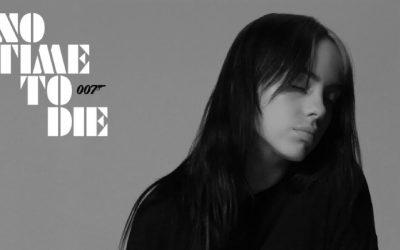 Ya puedes escuchar la canción de Billie Eilish para 'Sin tiempo para morir'