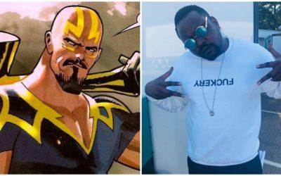 'Los Eternos': Ya conocemos la identidad del primer superhéroe gay de Marvel