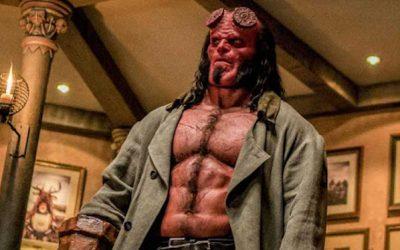 David Harbour culpa a los fans del 'Hellboy' de Guillermo del Toro del fracaso del reboot