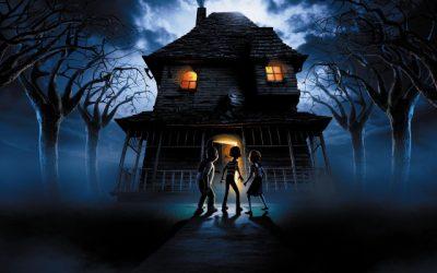 'Monster House' y otras cinco películas de terror para ver con niños