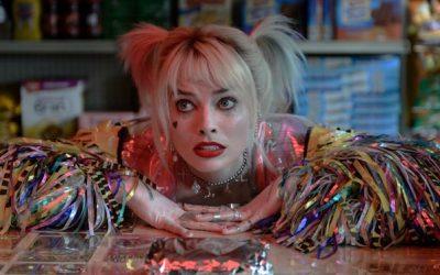 La pirueta imposible de Margot Robbie para 'Aves de presa'