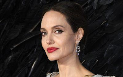 Angelina Jolie dona un millón de dólares para combatir el COVID-19