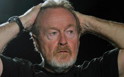 """Ridley Scott: """"No quiero que el coronavirus me mate antes de terminar mi película"""""""