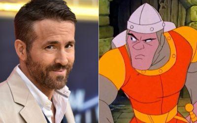 Ryan Reynolds podría protagonizar la adaptación del mítico videojuego de los 80 'Dragon's Lair'