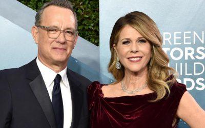 Tom Hanks y Rita Wilson vuelven a EE.UU. tras ser diagnosticados con coronavirus