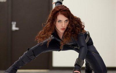 Así fue la primera prueba de vestuario de Scarlett Johansson como Viuda Negra