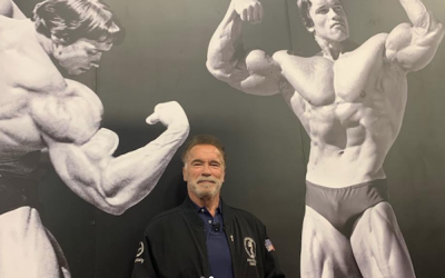 Muscúlate durante la cuarentena con Schwarzenegger