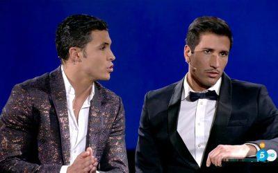 Gianmarco gana por goleada 'El tiempo del descuento' y desenmascara a su ex amigo Kiko Jiménez frente a todos
