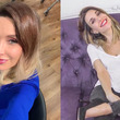 Juliana Oxenford le dice adiós a las minifaldas para dar pase a un renovado look maternal