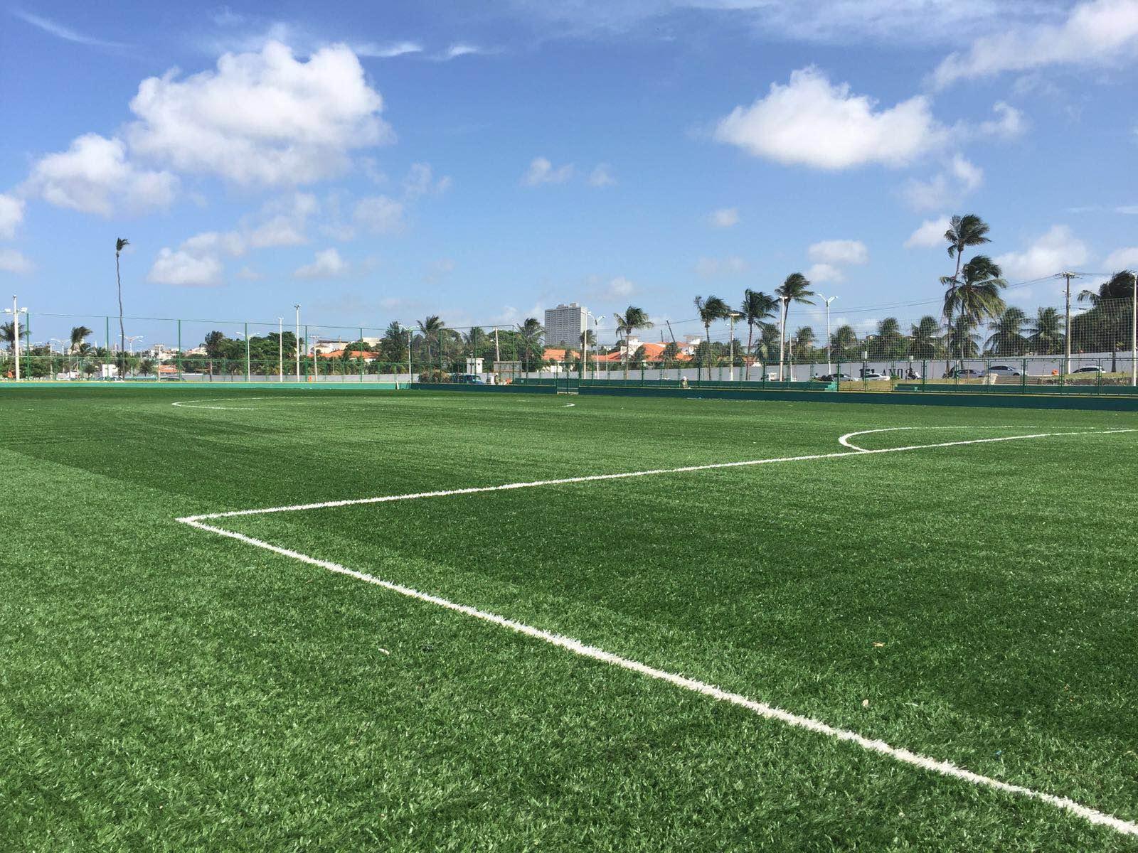 A Areninha Pirambu vai receber dois jogos neste domingo (Foto: Divulgação)