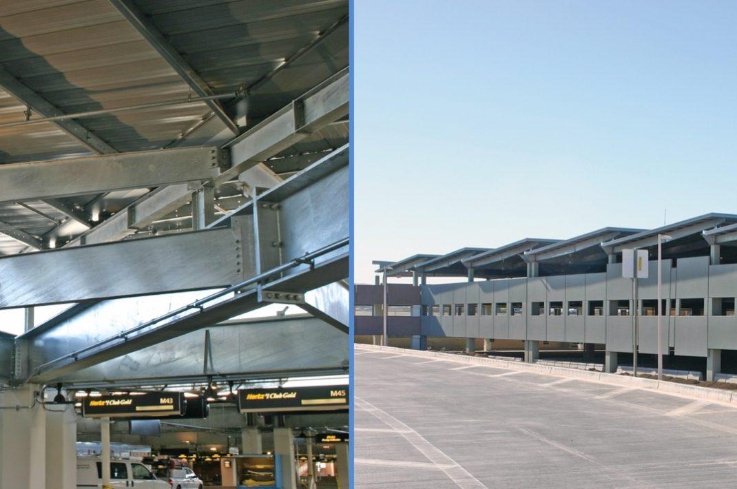 Phoenix Sky Harbor Car Rental Terminal