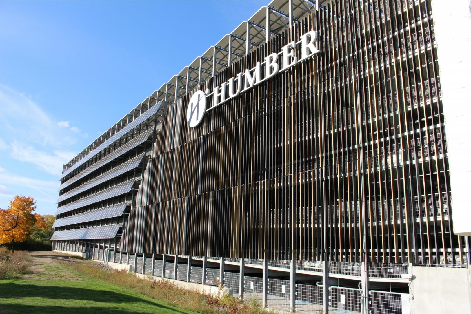 Humber College Parking Structure American Galvanizers Association