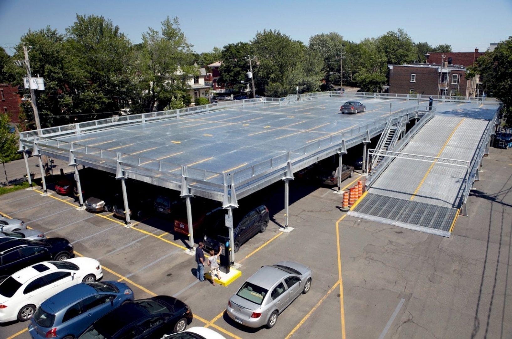 Portable Parking Garage >> American Galvanizers Association