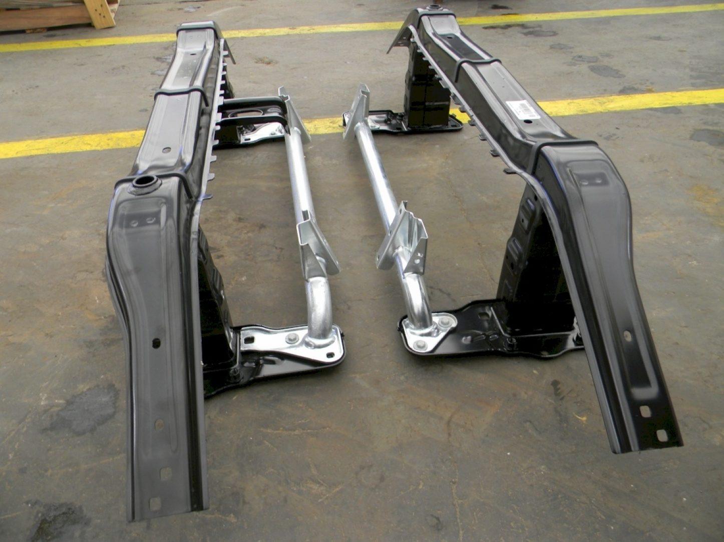 Gestamp Automotive Tie Bars American Galvanizers
