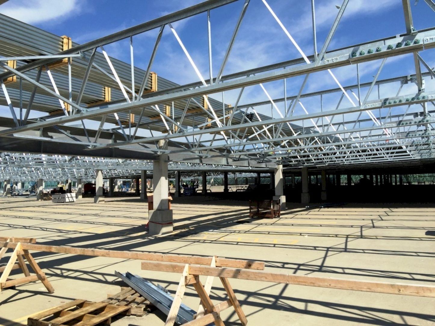 Gerald R. Ford Airport Parking Garage Expansion