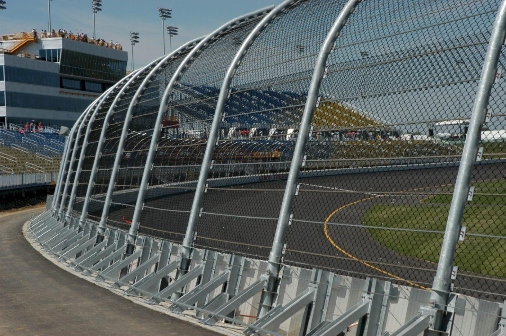 NASCAR SAFER Barrier | American Galvanizers Association