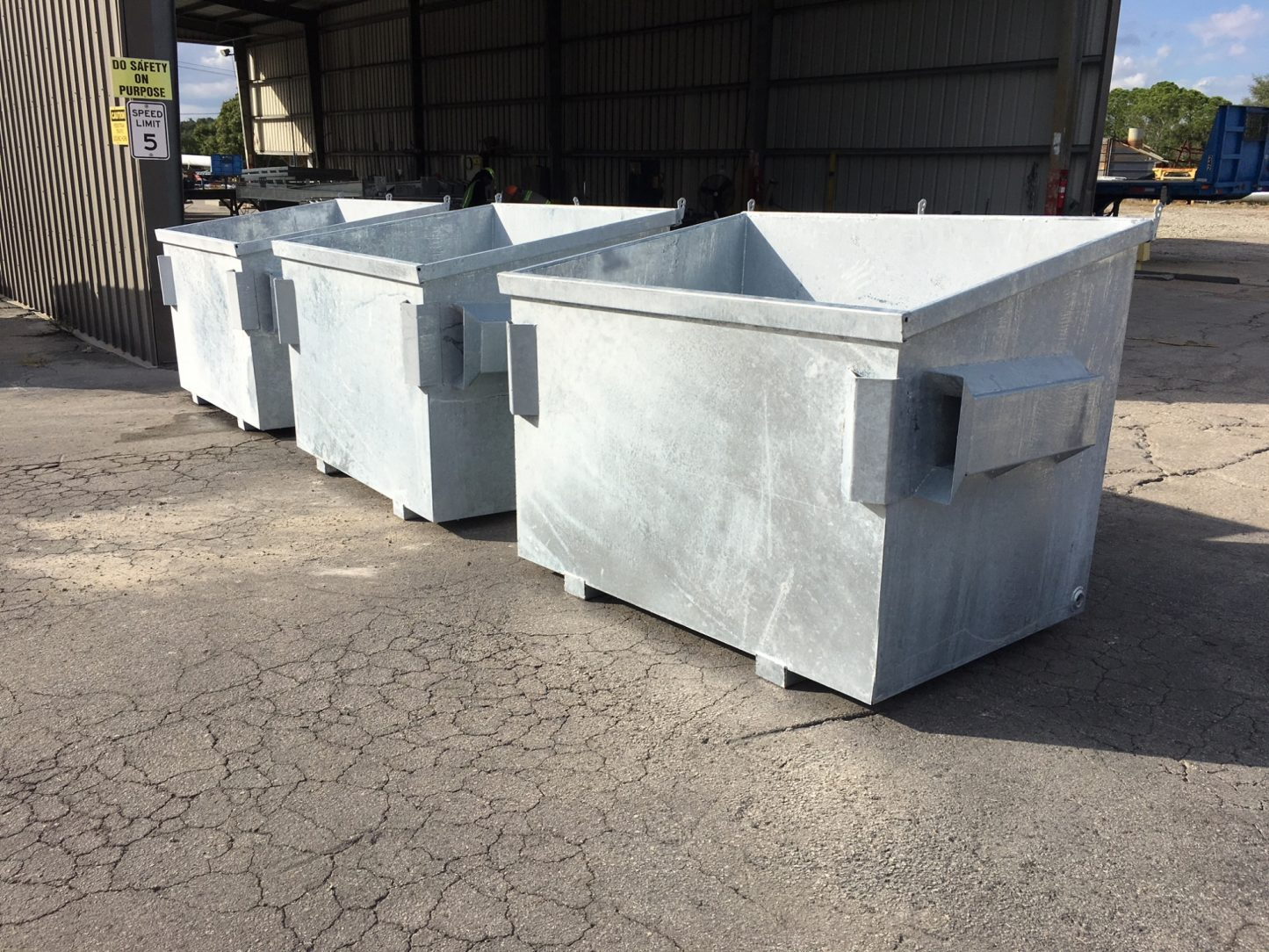 JJ's Waste & Recycling- Galvanized… | American Galvanizers
