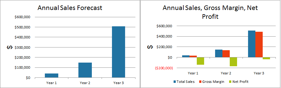 Step By Creating Financial Projections For A Freemium SaaS